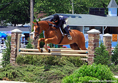 Qualifying Lists for Devon Horse Show and Country Fair Are Now Posted