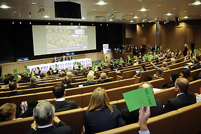 FEI Votes to Change Statutes to Allow for Presidential Remuneration