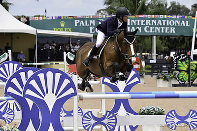 Kent Farrington and Belle Fleur 38 Win $30,000 ESP Spring 2 Grand Prix