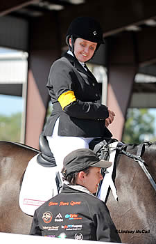Horse Radio Network Features Para-Equestrian Moms Anna Collier and Tina Wentz