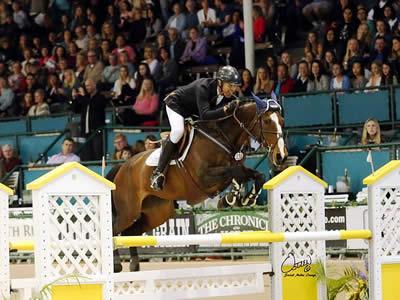 Richard Spooner and Richard Fellers Speed Off to Victories at the Del Mar National Horse Show