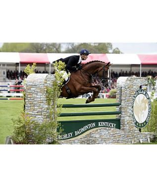 William Fox-Pitt Claims His Second Mitsubishi Motors Badminton Horse Trials Title