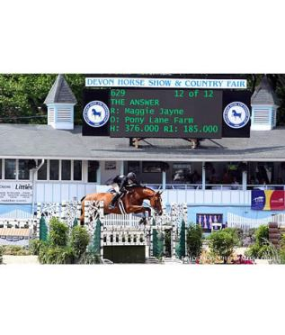 Maggie Jayne Has All the Answers in $25,000 USHJA International Hunter Derby