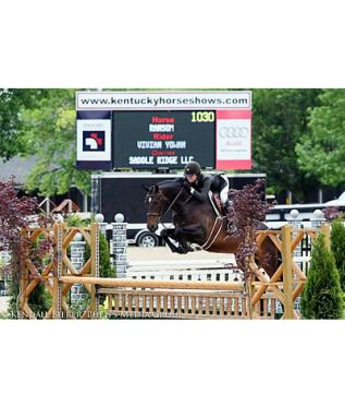 Junior Hunter Champions Crowned on Final Day of Kentucky Spring Classic