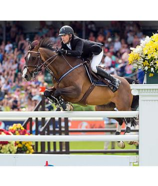 Spooner Wins It All on Final Day of 'National' Tournament CSI 5*