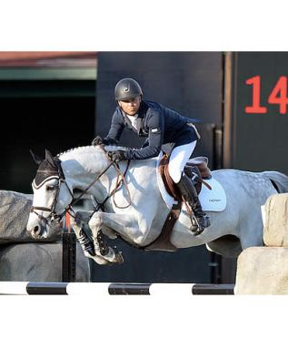 Kent Farrington and Uceko Win $50,000 Lafarge Cup at Spruce Meadows