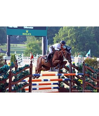 Triple Victories for Abigail McArdle at Kentucky Summer Classic