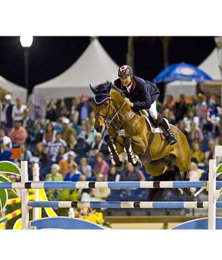 Pan-American Equestrian Events Continue with Eventing and Jumping