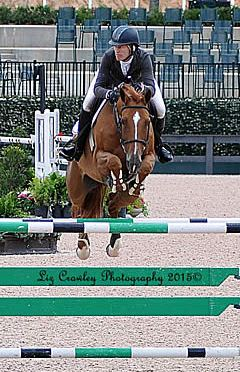 Schuyler Riley and Dobra De Porceyo Capture Third Win in Three Weeks at Tryon