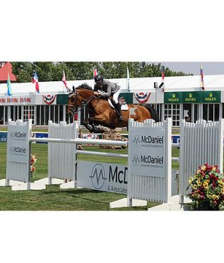 Andres Rodriguez Wins Two in a Row at Spruce Meadows 'Pan American' Tournament