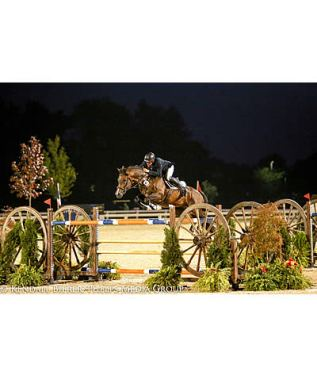 David Beisel and Ammeretto Race to $25,000 Hagyard Lexington Classic Victory