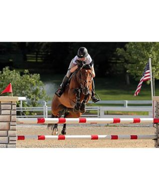 Win for Anna Dryden and Petrushka III in High Amateur-Owner Jumpers at Kentucky Summer Classic