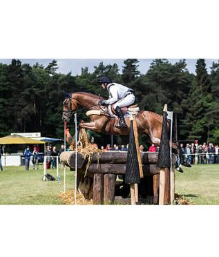Olympic Champion Jung Makes Burghley Debut