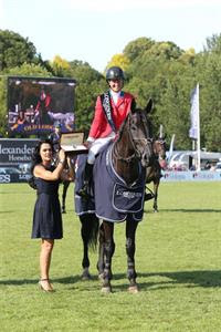 Madden and Cortes 'C' Win 2nd Consecutive Longines King George V Gold Cup at Hickstead