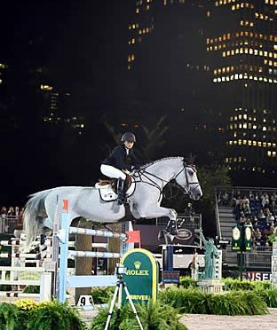 Stage Is Set for Inaugural U.S. Open Show Jumping Championship at Rolex Central Park Horse Show