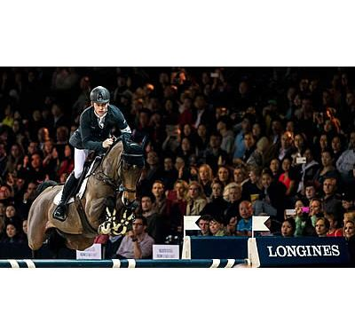 World's Top-Ranked Riders Confirmed to Compete at Longines Masters of Los Angeles