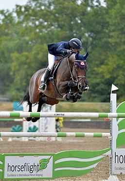 Heather Caristo-Williams and Pablo Barrios Tie for First in $34,000 FEI HITS Jumper Classic
