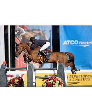 Gregory Wathelet and Algorhythem Win $126,000 CANA Cup at Spruce Meadows