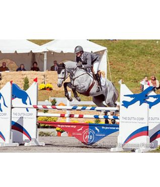 Smith and Coleman Victorious in USEF Three- and Two-Star Eventing National Championships