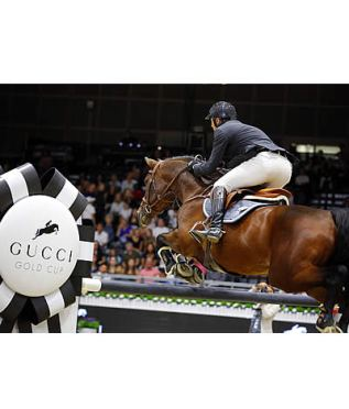 World's Top Riders Strike Gold and Patrice Delaveau Comes Up Big at Longines Masters of LA