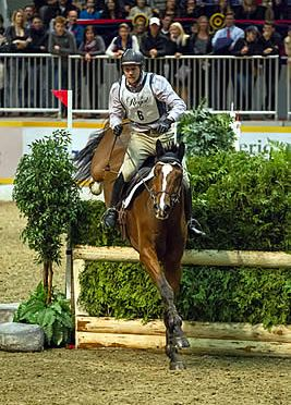 Horseware Indoor Eventing Challenge Returns to the Royal Horse Show