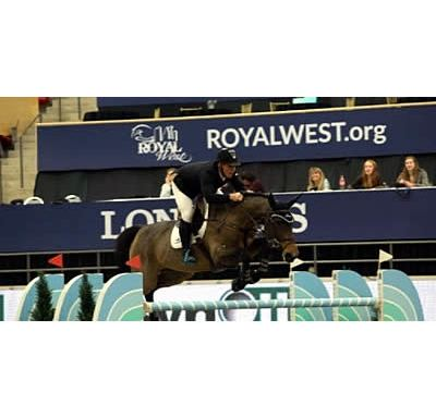 All the Pretty Horses Fly on Day Two of Royal West International Championship