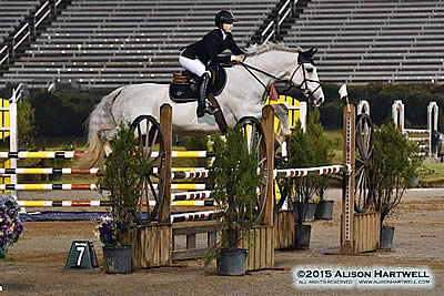 Barry Lane Memorial Jumper Classics Offer Trifecta to Children's/Adult Riders