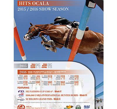 It's Time to Start Planning for the 2015/2016 HITS Ocala Winter Circuit!