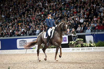 Minderhoud and Flirt Win Reem Acra Round in Stockholm