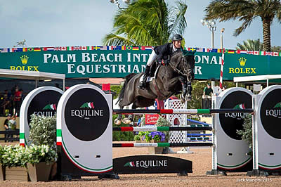 Moloney and Alsvid Race to Victory in $34,000 Equiline 1.45m Speed Classic