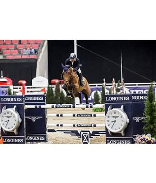 Longines FEI World Cup Qualifier Drama Highlights Day Nine at Royal West