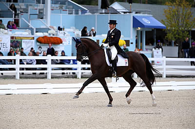 Piaffe Performance Qualifies Two for the 2015 U.S. Dressage National Championships