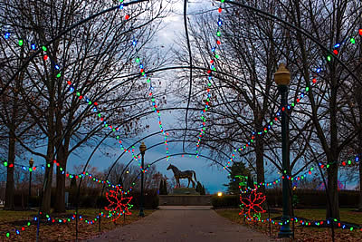 Southern Lights Holiday Festival Returns