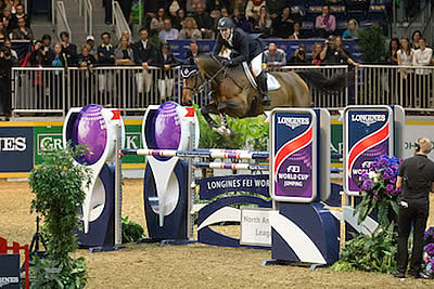 McLain Ward Captures $132,000 Longines FEI World Cup Jumping Toronto at Royal Horse Show