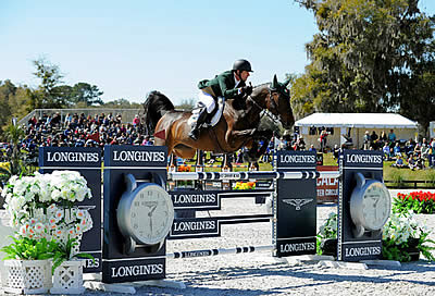 Furusiyya FEI Nations Cup CSIO-4* Returns to HITS Ocala Winter Circuit February 16-21, 2016