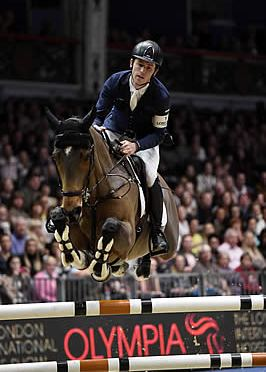 Three World Number Ones under One Roof at Olympia, the London International Horse Show