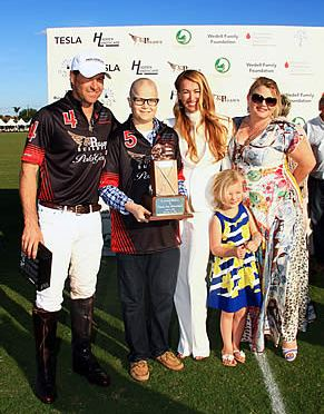 The Leukemia and Lymphoma Society Presents Polo for a Purpose