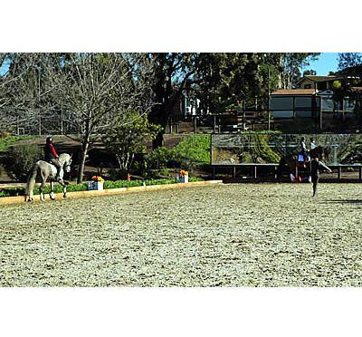 Premier Equestrians Have Dry Haven in Midst of Powerful El Niño Storms