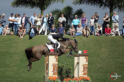 Katie Dinan and Dougie Douglas Capture $50,000 National Grand Prix to Conclude WEF 6