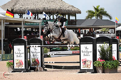Three for Three: Lamaze Tops $35,000 Ruby et Violette WEF Challenge Cup Round 4