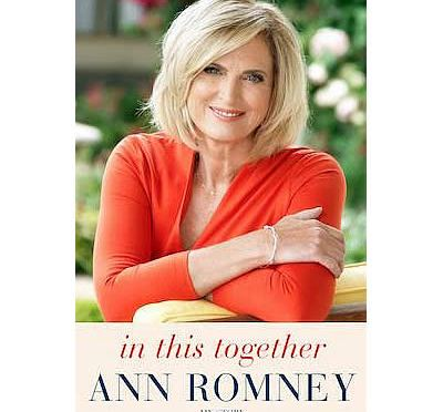 Ann Romney Book Signing – Friday, February 12, at AGDF