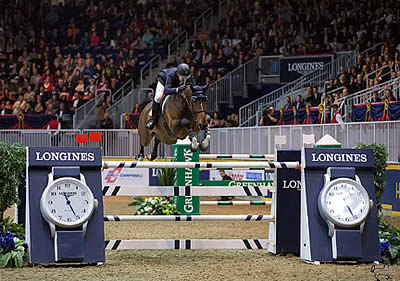 Royal Horse Show Voted Top Indoor Event by North American Riders Group