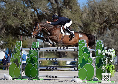 Ocala Winter Circuit Week III Finished with Thrilling Battle for the Blue in $50k HITS Grand Prix