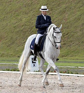 Xaveco Interagro Earns Top Honors at Brazil's Inaugural Working Equitation World Cup