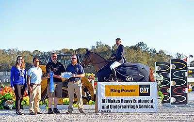 Ocala Week VII Goes Out with a Bang with Sunday Jumpers