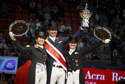 Minderhoud Wins the Coveted Reem Acra Title at Last