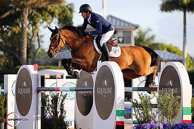 Conor Swail and Cita Claim Victory in $35,000 Douglas Elliman 1.45m Classic at WEF