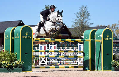 Four Weeks of FEI Competition and Great Charity Challenge of the Carolinas at Tryon Summer Series