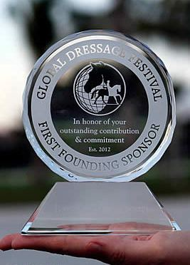 AGDF Thanks First Founding and Founding Sponsors for Continued Vision and Support of Dressage