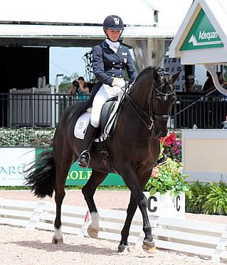 Katherine Bateson-Chandler and Alcazar Conclude Another Successful AGDF Season